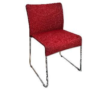 Vitra Jasper Morrison's Soft Sim Chairs