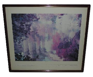 Deborah DeWit Framed Poster Editions Ltd/Palace of Fine Arts