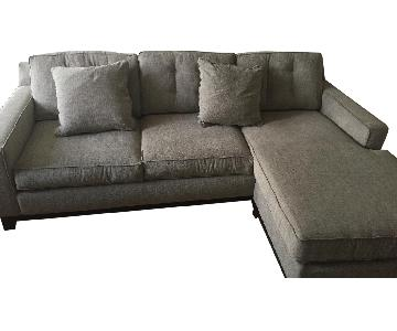 Macy's Chaise Lounge Sofa Bed