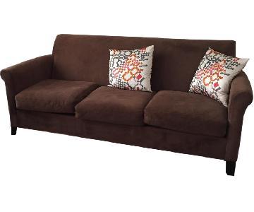 Macy's Sofa + Loveseat