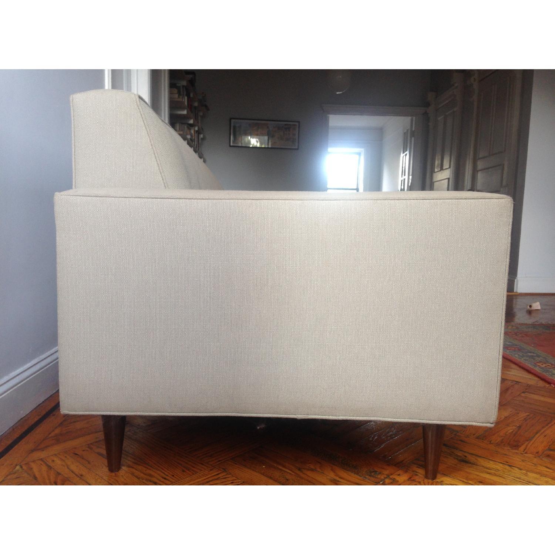 Design Within Reach Bantam Sofa in Boucl Dove-1