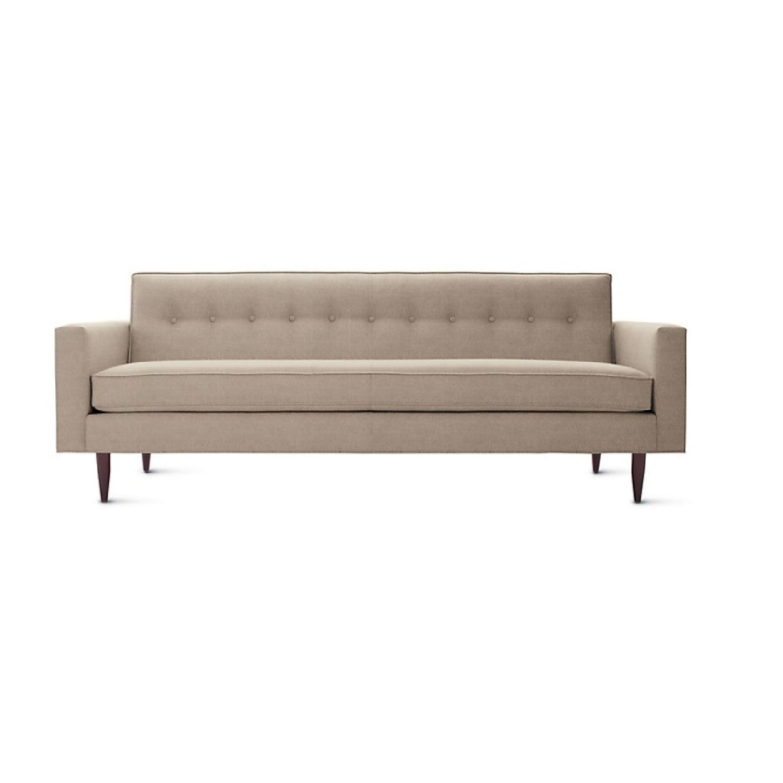 Design Within Reach Bantam Sofa in Boucl Dove