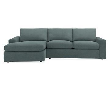 Room & Board Harding Sectional Sofa