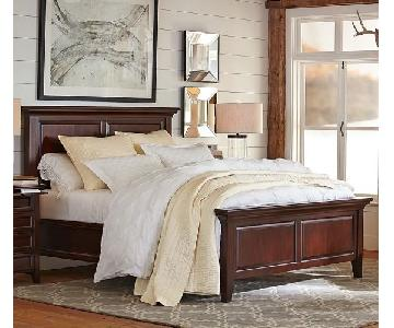 Pottery Barn Hudson Queen Bed Frame