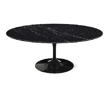 Design Within Reach Saarinen Low Oval Coffee Table