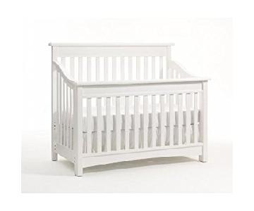 Buy Buy Baby Bonavita Peyton Lifestyle Crib in Classic White