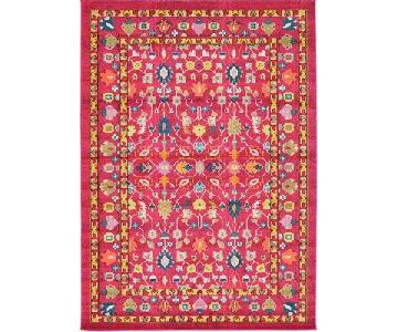 Wayfair Barcelona Pink Area Rug