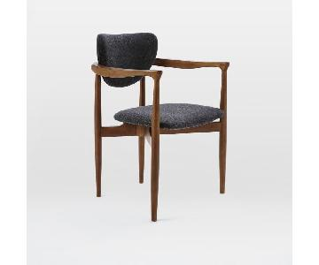 West Elm Mid Century Dining Chairs