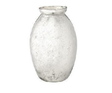 West Elm Mercury Glass Vases