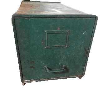 Industrial Metal Single Drawer Storage File Cabinet