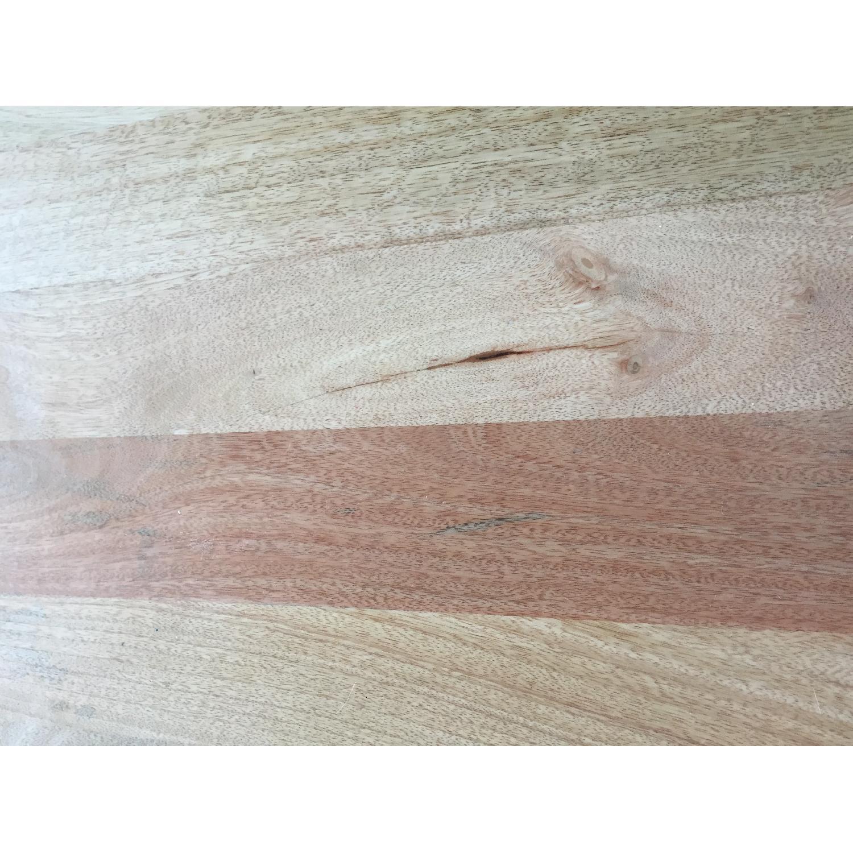 Reclaimed Mango Wood Desk-5