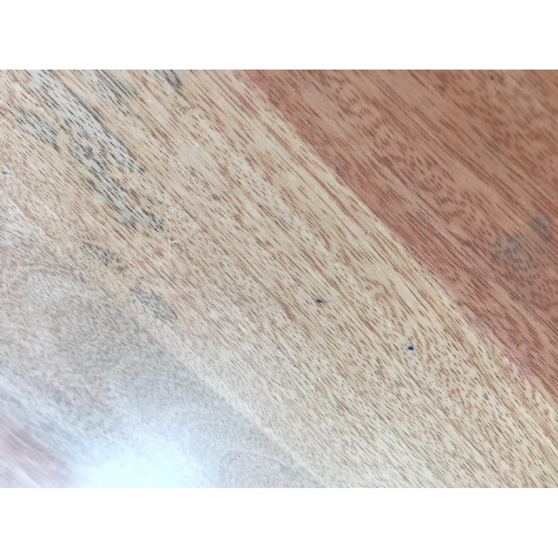 Reclaimed Mango Wood Desk-6