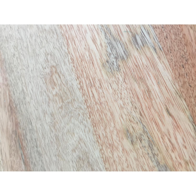 Reclaimed Mango Wood Desk-7