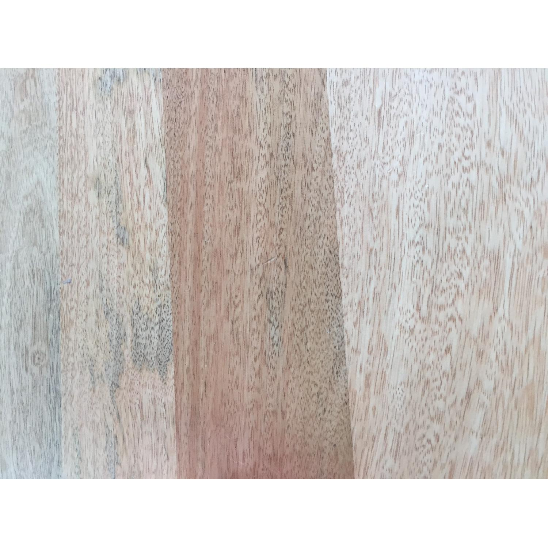 Reclaimed Mango Wood Desk-8