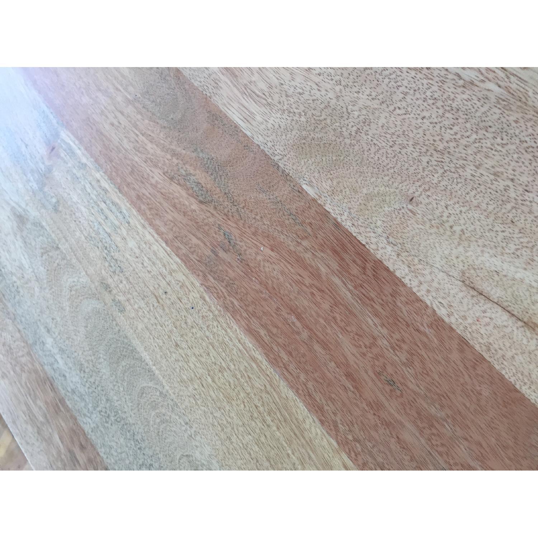 Reclaimed Mango Wood Desk-9