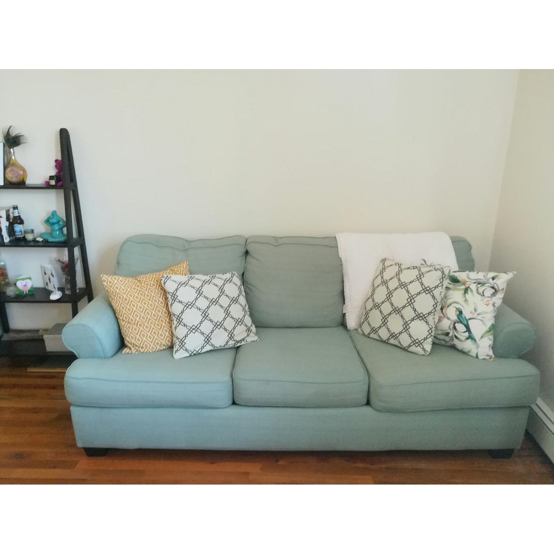Ashley's Daystar Queen Sleeper Sofa-0
