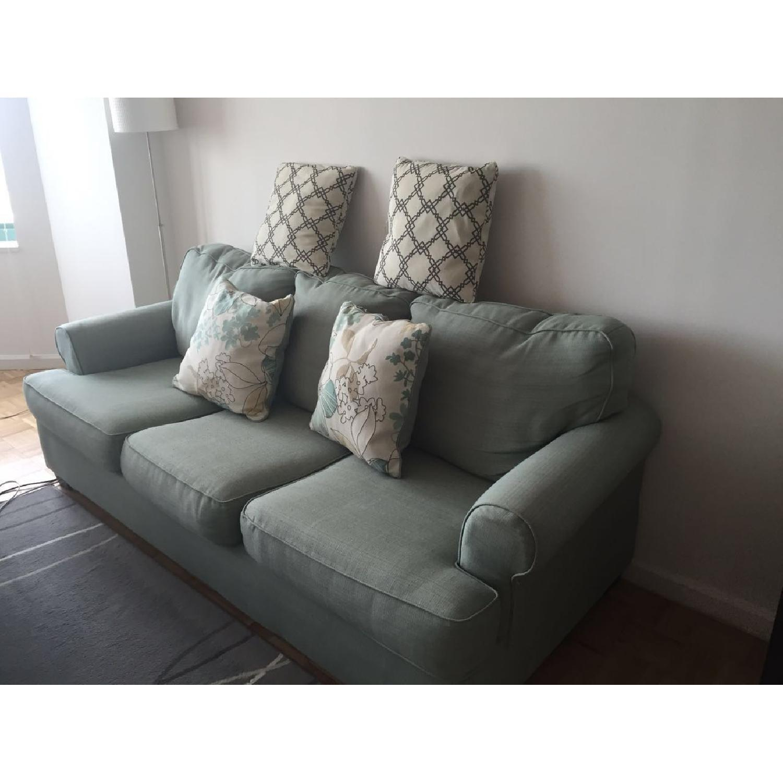 Ashley's Daystar Queen Sleeper Sofa-1