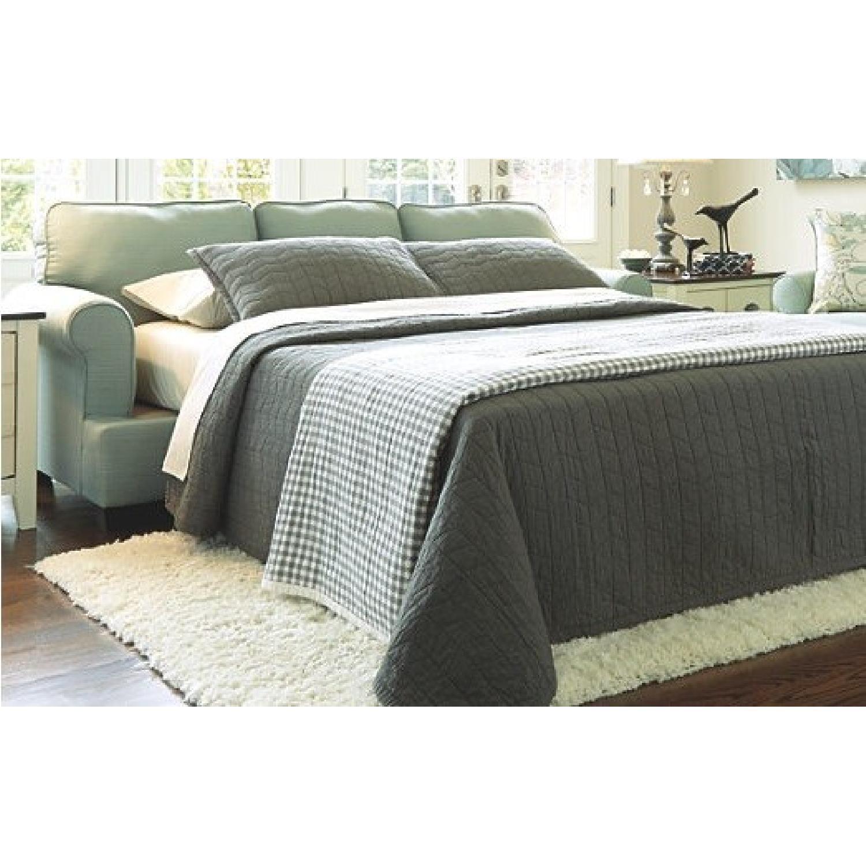 Ashley's Daystar Queen Sleeper Sofa-4