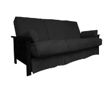 Epic Furnishings Berkeley Queen Futon w/ Metal Frame