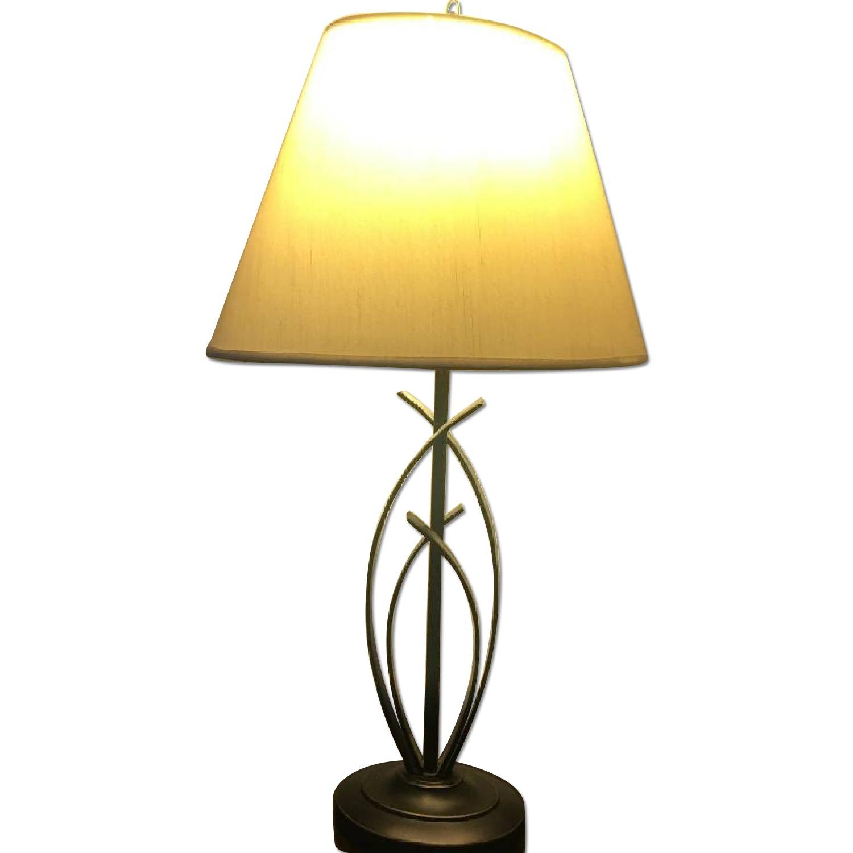 Bed Bath & Beyond Floor Lamp + Desk Lamp