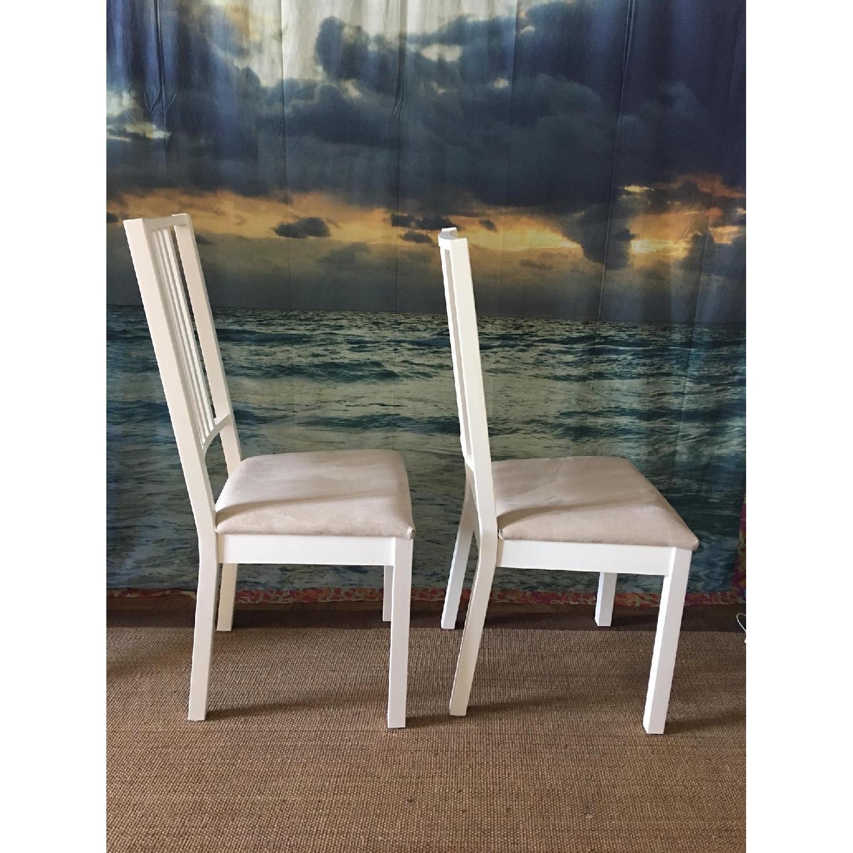 Ikea Borje Dining Chairs-1