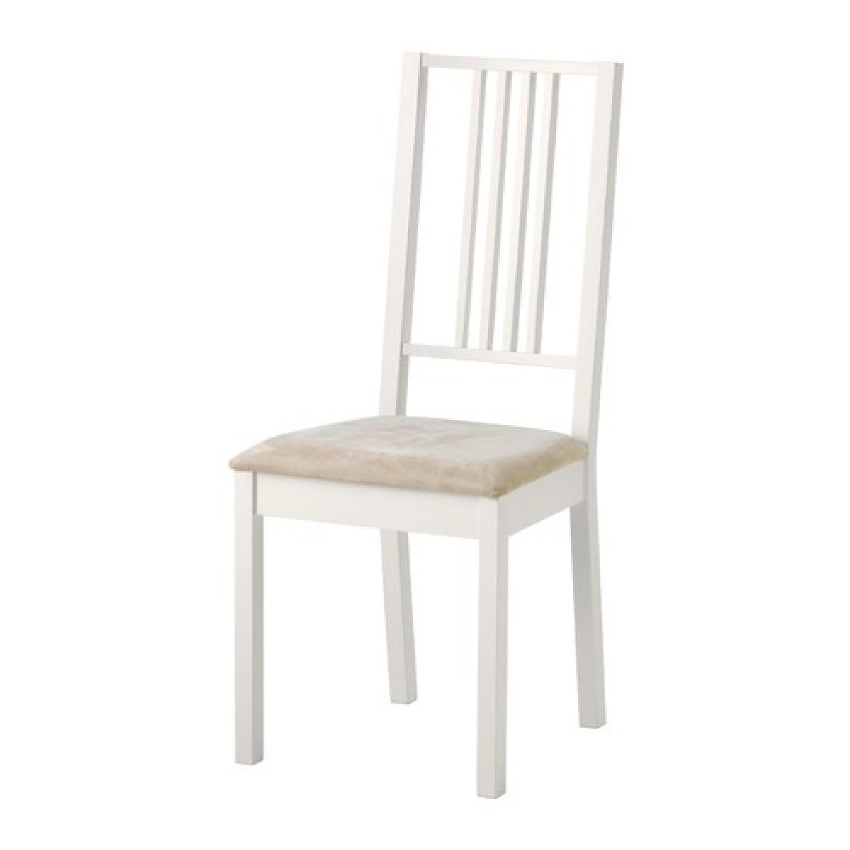 Ikea Borje Dining Chairs