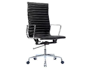 Eames Ribbed Executive Chair