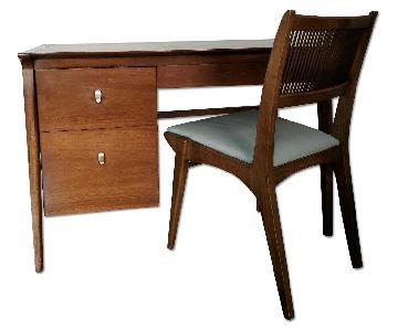 Drexel Vintage Desk & Chair