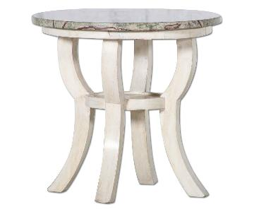 PW Original Wooden Accent Side Table