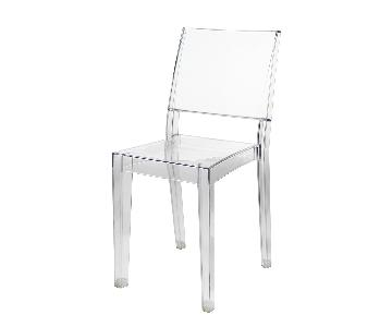 Acrylic La Marie Replica Chairs