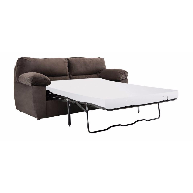 Raymour & Flanigan Full Sleeper Sofa AptDeco