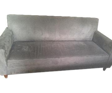 Room & Board Mercer Microsuede Sofa
