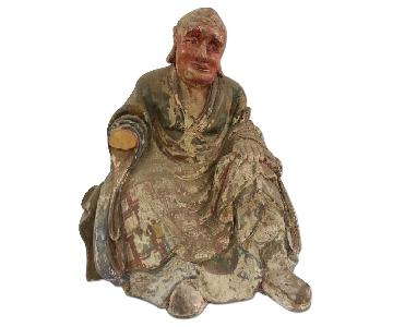 Vintage Nantimitolo Buddha Stature