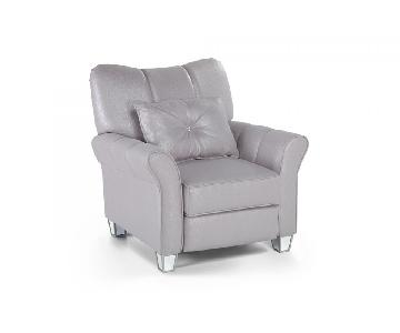 Bob's Glamour Recliner Chair