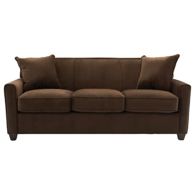 Raymour & Flanigan Martin Sleeper Sofa - AptDeco