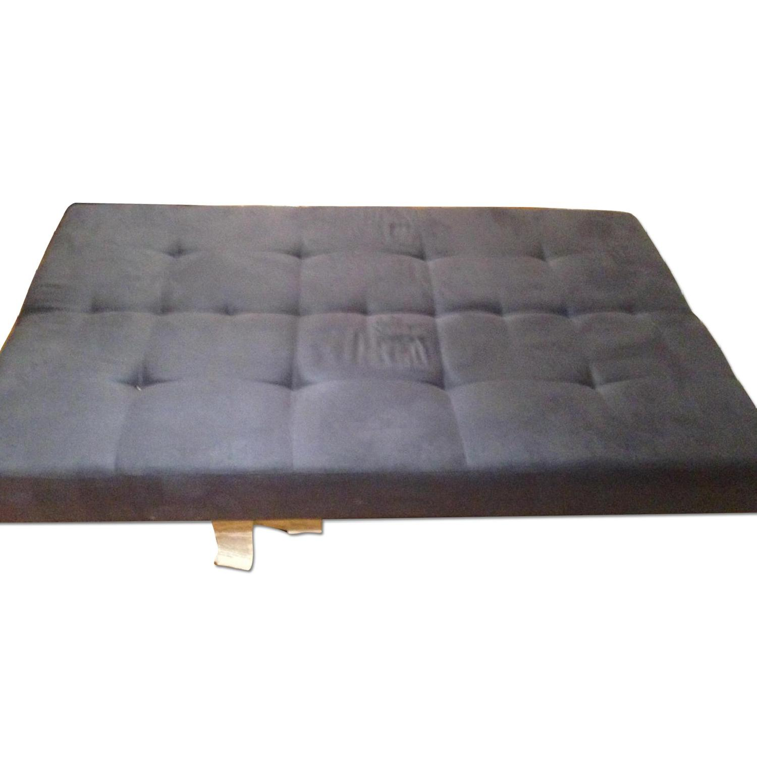 Ikea Balkarp Sofa Bed in Blue AptDeco