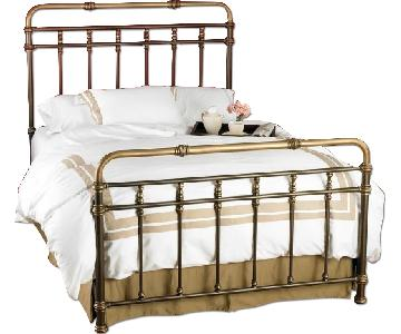 Laredo Full Size Iron Bed Frame