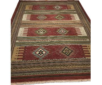 Kalaty Horchow Kamana Indian Wool Rug
