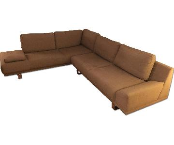 BoConcept Modern Sectional Sofa