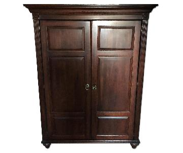 Bedroom Wood Armoire