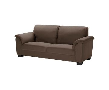 Ikea Tidafors Sofa in Brown