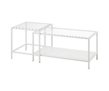 Ikea Nesting Coffee Tables
