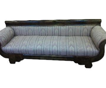 Vintage Royal Apartment Size Sofa