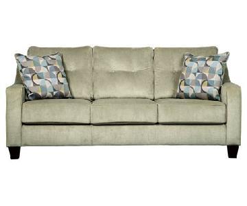 Ashley's Bizzy Meadow Sofa