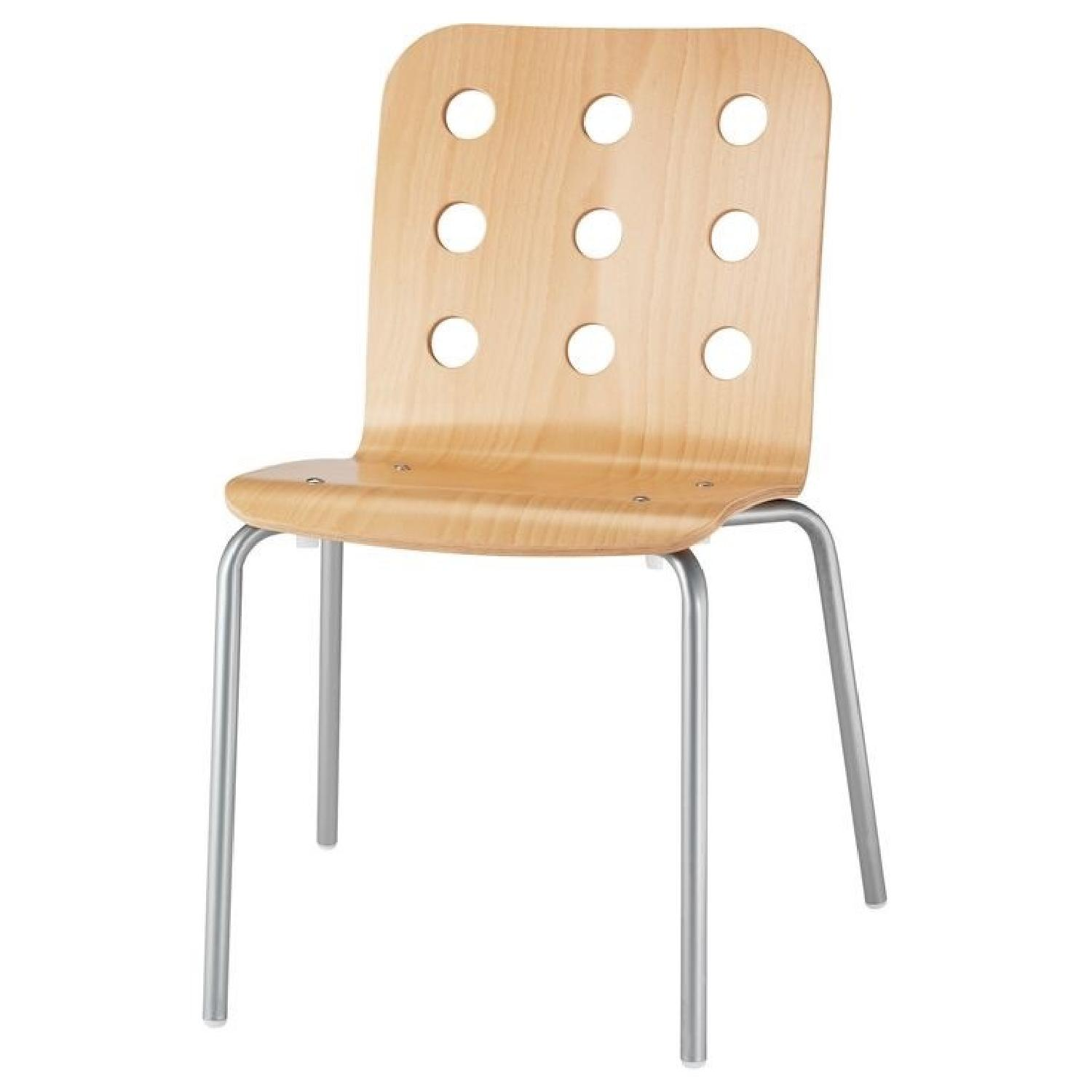 Ikea Stackable Dining Chairs