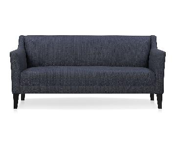 Crate & Barrel Apartment Couch