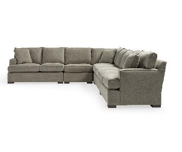 Arhaus Dune Sectional Sofa