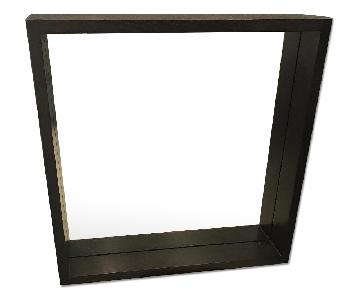 West Elm Square Wall Mirror