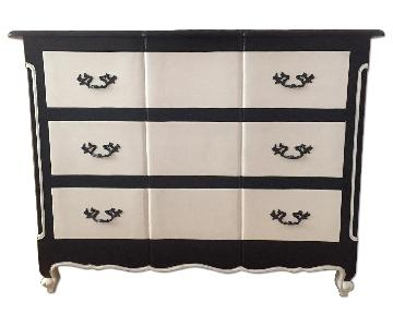 Custom Three Drawer Dresser