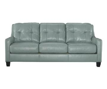 Ashley's O'kean Sky Sofa